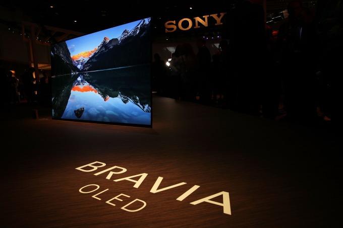 日本 2 月電視出貨量大減近 10% OLED 機種大增 (圖片:AFP)