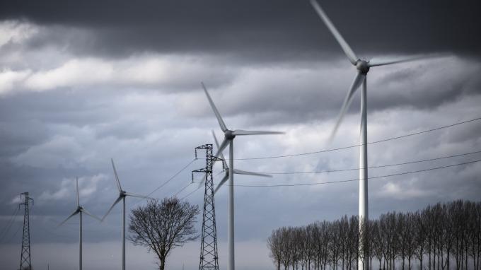 曄恆攜中興電打造全國最大綠能專區 建置容量上看180 MW。(圖:AFP)