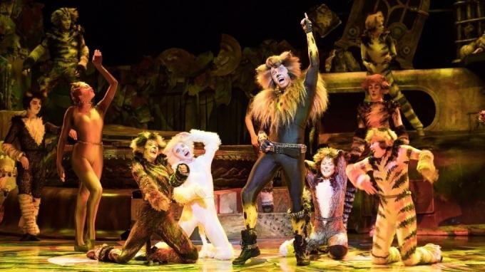 寬宏藝術去年引進全球經典音樂劇《獅子王》在台演出。(圖:寬宏藝術提供)