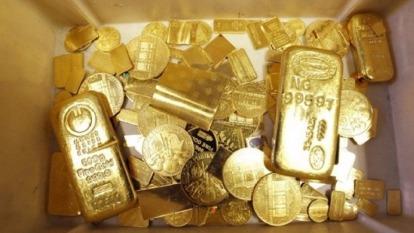 廣納黃金避險的多重資產策略基金,有助於提升資產防禦力。(圖:AFP)