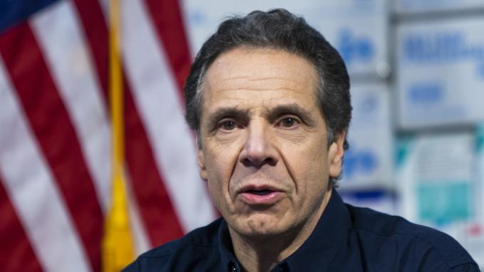紐約州長:2兆美元刺激法案 對紐約來說是可怕的。(圖片:AFP)