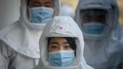 南韓要落實「境外入境」居家隔離 外籍人士違者可驅逐出境 (圖片:AFP)