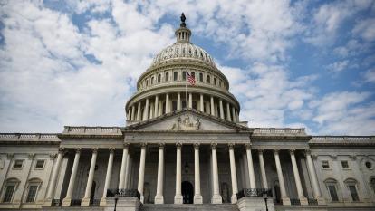 美國參議院通過2兆美元刺激方案 將提交眾議院(圖:AFP)