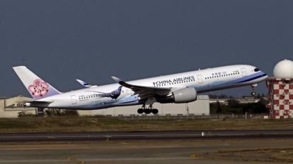 華航兩班次上海飛桃園 類包機載滯留湖北台人返國。(圖:華航提供)
