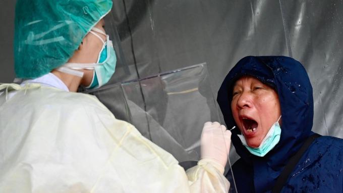 抗流感藥Avigan臨床抗疫有效 台獨家代理商生達:已有醫院洽詢。(圖:AFP)