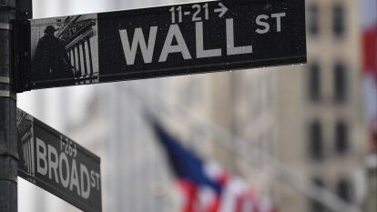 疫情持續延燒 今年華爾街獎金恐大減40%(圖片:AFP)