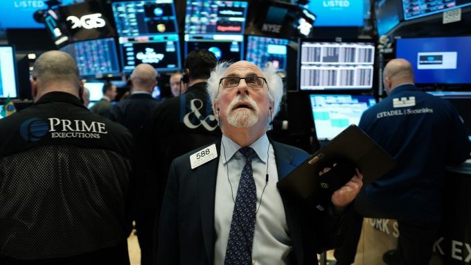 無上限量化寬鬆奏效? 貝萊德投資長:美股可能已經觸底(圖片:AFP)
