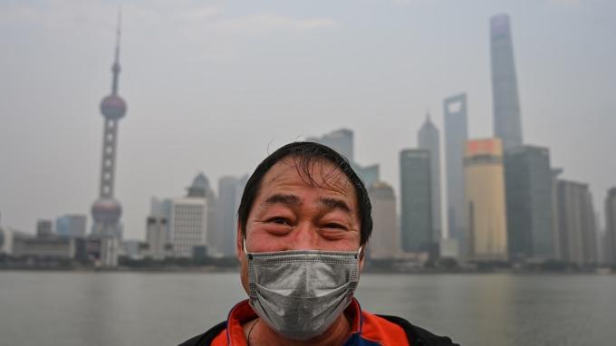 中國進入鎖國!3/28起禁止外國人入境 (圖片:AFP)