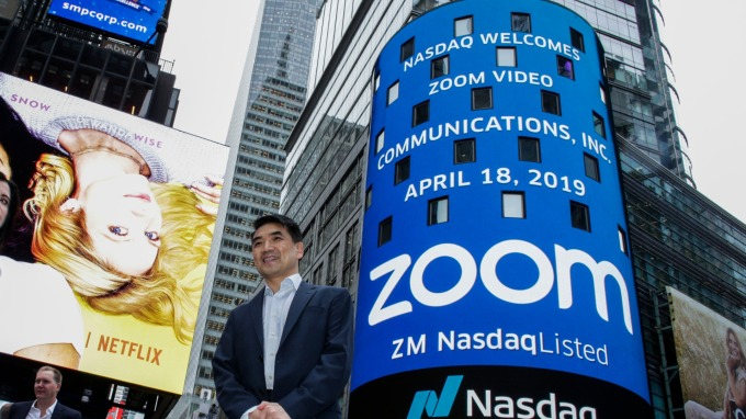 SEC暫停Zoom Technologies交易 恐投資人誤當Zoom Video(圖片:AFP)