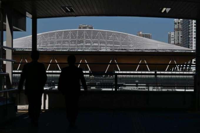 場館使用成後續問題 (圖: AFP)