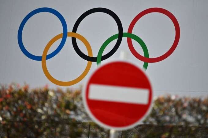東京奧運最終延期舉辦 (圖: AFP)