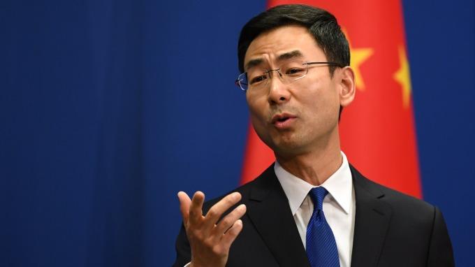 中國外交部:自28日起 暫停一般外籍人士入境(圖片:AFP)