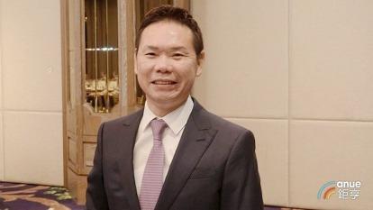 新潤興業董事長郭長庚。(鉅亨網記者張欽發攝)