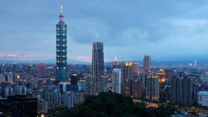 挺台外交 川普簽署「台北法案」協助鞏固友邦關係(圖片:AFP)