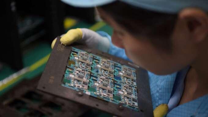 分析師勸買Lam Research:記憶體晶片前景大好 (圖片:AFP)