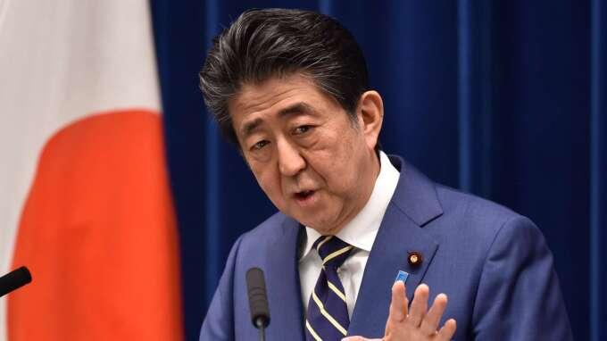 日本準備好了 安倍將推史上最大刺激計劃「抗疫」