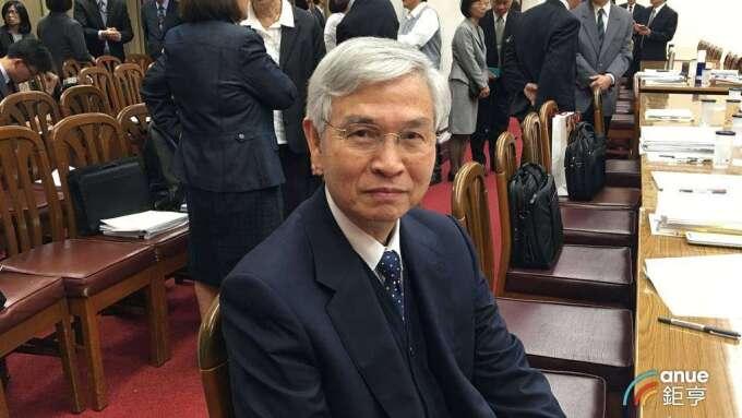 台灣央行總裁楊金龍今日赴立院備詢。(鉅亨網資料照)