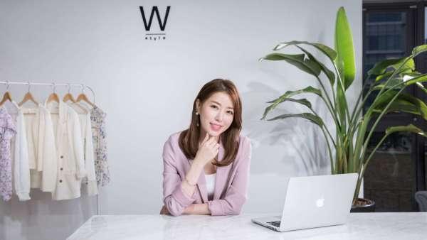 Wstyle創辦人周品均將擔任唯品風尚集團執行長。(圖:唯品風尚提供)
