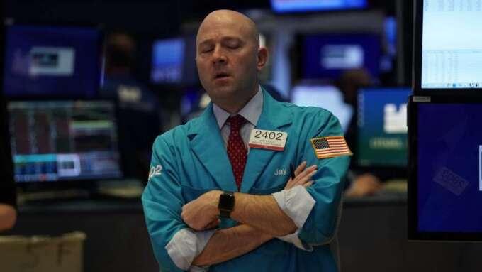 分析師:壞消息還沒完 美股反彈不宜高興過早(圖:AFP)
