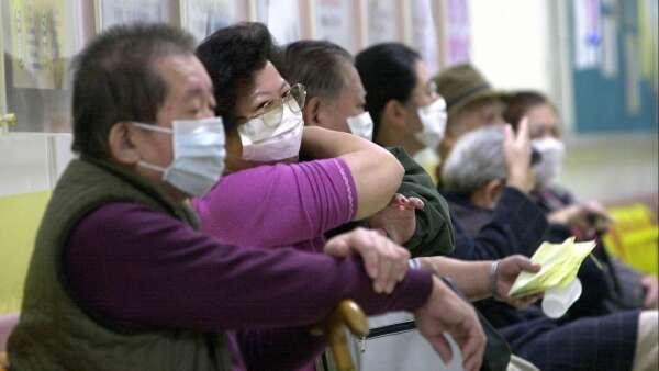 中研院15分鐘快篩試劑尋量產。(圖:AFP)
