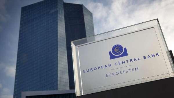 ECB上週購債近400億歐元 創2015年啟動QE以來最大規模 (圖:AFP)