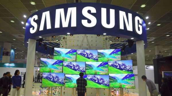 三星宣布今年底前停產LCD  衝刺新一代面板技術 (圖:AFP)