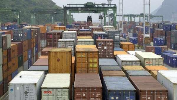 南韓3月出口年減0.2% 疫情打擊下經濟欲振乏力(圖:AFP)