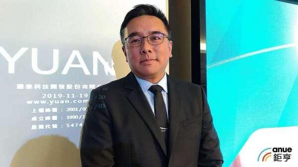 宣德董事長蔡鎮隆。(鉅亨網資料照)