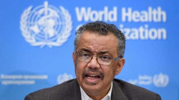 警告全球確診將破百萬!世衛:新冠病毒是全體人類真正的威脅 (圖片:AFP)