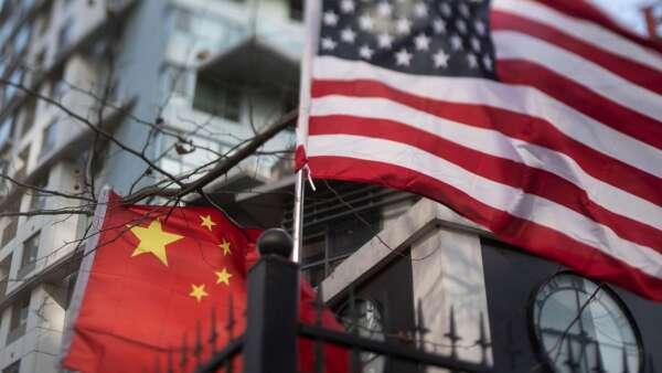 美國確診突破20萬 中國官媒反擊:這與中國無關。(圖片:AFP)