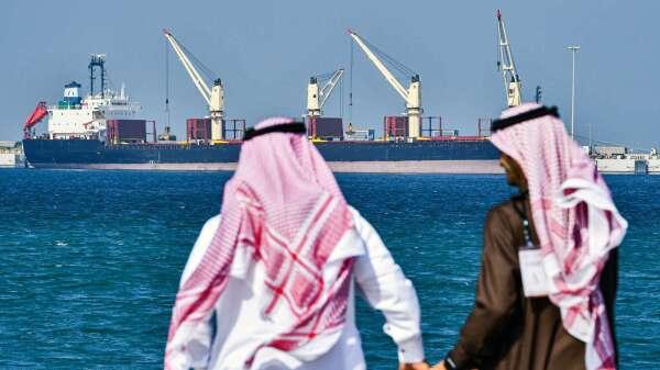 市場預期 沙烏地阿拉伯將成石油戰最後贏家 (圖片:AFP)