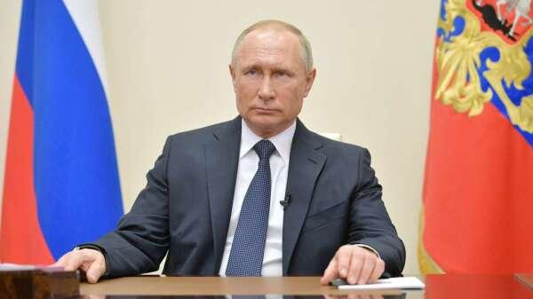 俄羅斯總統普丁有意結束長達一個月沙俄油價戰。(圖片:AFP)