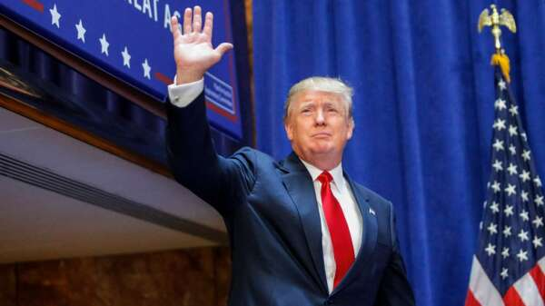 川普:美國總統大選11/3如期舉辦。(圖片:AFP)