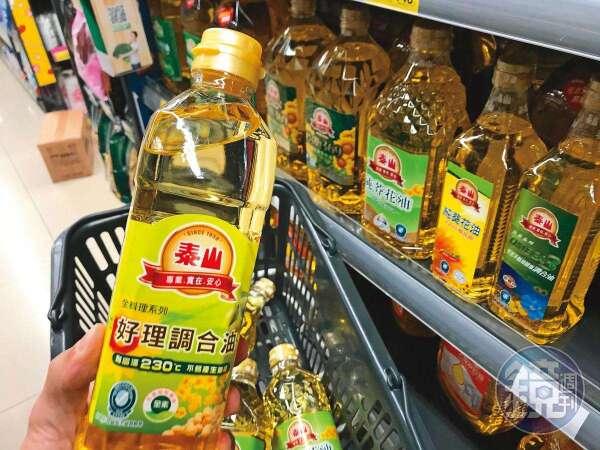 龍邦看好泰山販售沙拉油等民生品,轉投資的全家便利商店也獲利亮眼,因此不斷增加持股。