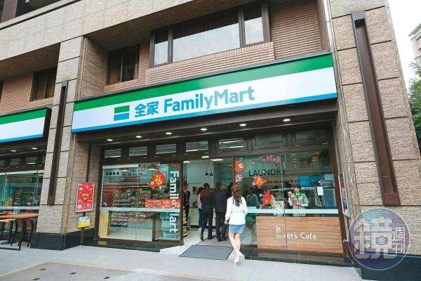 各路人馬看上泰山,全因為轉投資的全家便利商店獲利亮眼。
