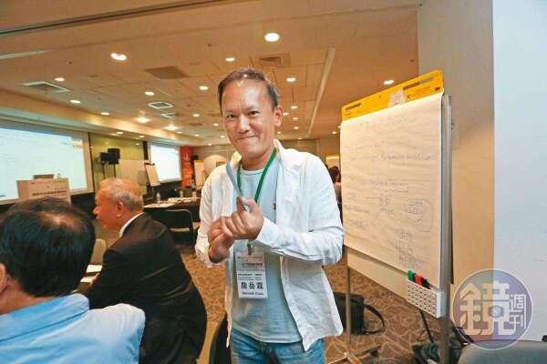 龍邦積極找詹岳霖合作,目標拿下泰山過半股權。