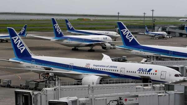 日航空業受肺炎重創 求助政府2兆日圓無擔保借貸 (圖片:AFP)