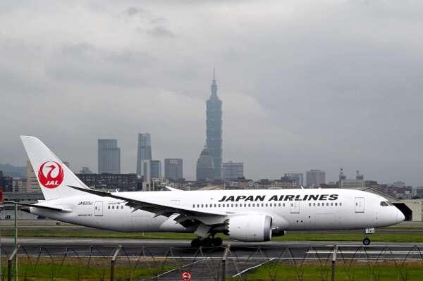 日本航空業受肺炎重創 求助政府 2 兆日圓無擔保借貸 (圖片:AFP)