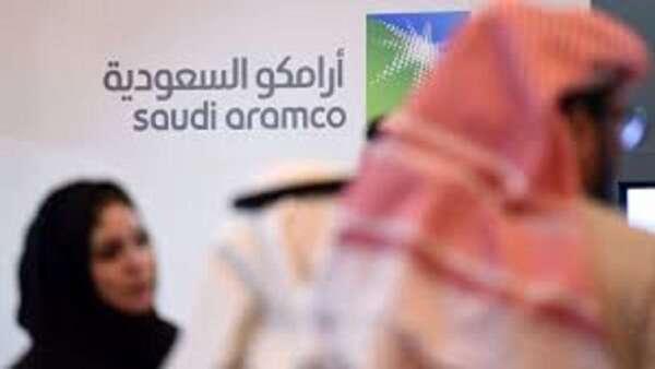 油價戰爭之下無完卵 曾經搶破頭的沙烏地阿美公司債也挨悶棍。(圖:AFP)