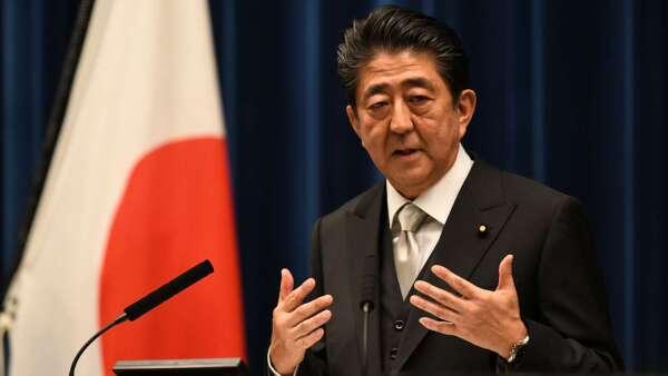 箭在弦上!安倍將對東京、大阪等7處發布緊急事態宣言 為期一個月 (圖片:AFP)