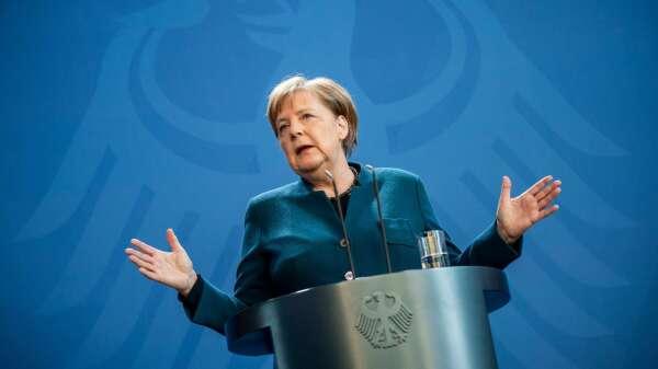 擴大經濟紓困 德國宣布向中小企業貸款提供全額擔保 (圖:AFP)