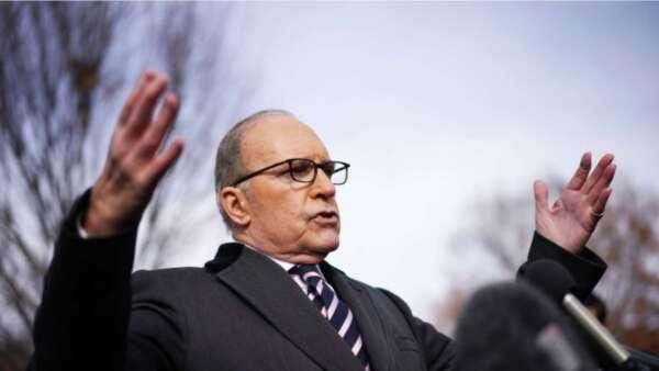 庫德洛:發行戰爭債券是好主意 將會轉達給川普 (圖:AFP)