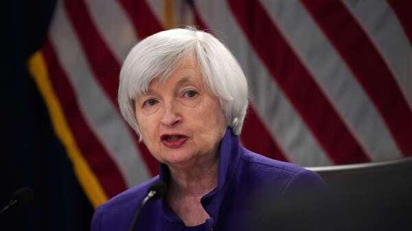 葉倫:Fed 購買股票不是壞事 支持要求銀行暫停派息/回購 (圖片:AFP)