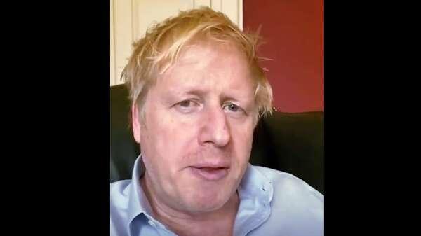 英鎊走跌!首相強生新冠病情惡化 進入加護病房。(圖片:AFP)
