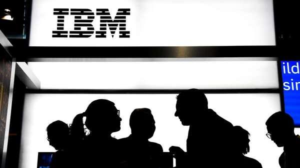 IBM新任CEO:疫情將加速AI和雲端運算發展(圖片:AFP)