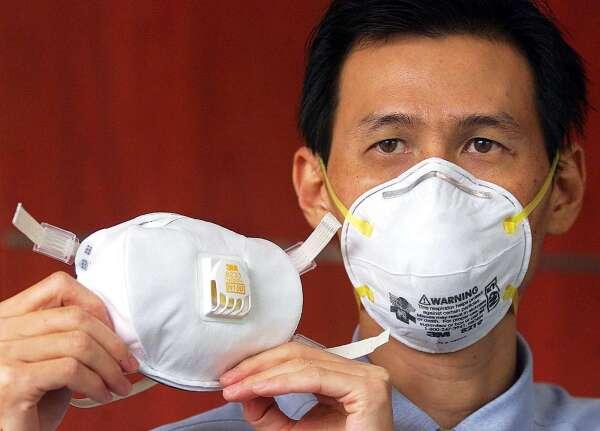 川普上週四根據《國防生產法》(Defense Production Act),要求 3M (MMM-US) 加速生產 N95 等醫療用口罩。(圖片:AFP)