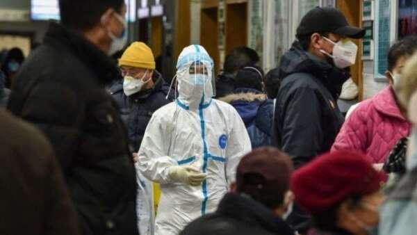 武漢肺炎疫情衝擊讓企業面臨生存保衛戰。(圖:AFP)