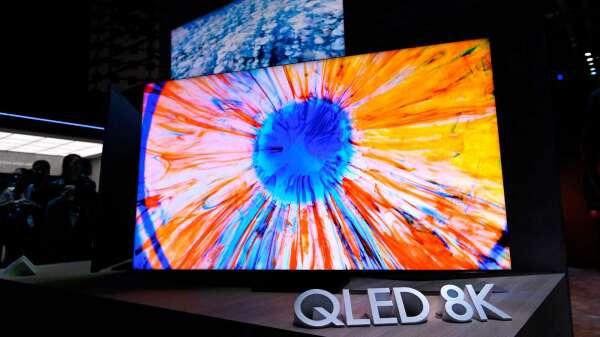 三星退出LCD後:QLED電視被評為全球最佳 (圖片:AFP)