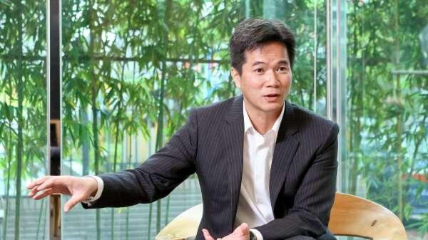 訊聯總經理劉天來。(圖:訊聯提供)