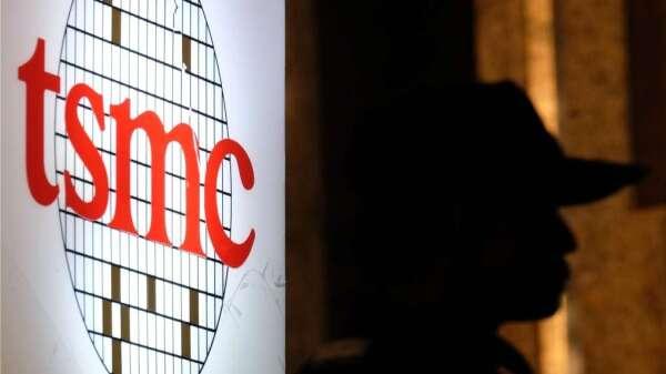 台積電將於下周四(4月16日)召開線上法說會。(圖:AFP)